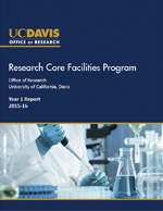 2015 2016 Research Core Facilities-Program Annual Progress Report