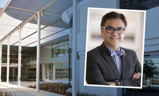 "Primo ""Lucky"" Lara named UC Davis Comprehensive Cancer Center Director"