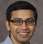 Abhijit Chaudhari, associate professor, UC Davis Department of Radiology