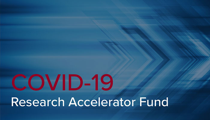 UC Davis COVID-19 Research Accelerator Fund Call for Proposals and Application Guidelines
