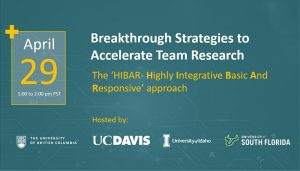 Research Pathways to Impact: Breakthrough Strategies to Accelerate Team Research