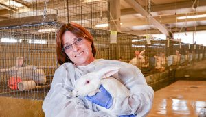 Dr. Laurie Brignolo Appointed to Lead Campus Animal Care for Teaching and Research