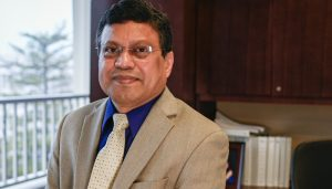 Prasant Mohapatra, vice chancellor of research, named board member of the California Mobility Center