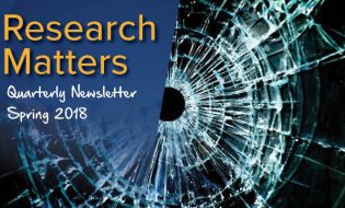Research Matters - Spring 2018