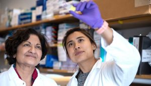 Satya Dandekar honored with prestigious NIH MERIT award for HIV research
