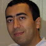 Soheil Ghiasihafezi, professor, UC Davis Department of Electrical and Computer Engineering