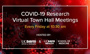 Covid-19 Research Virtual Town Hall Meetings