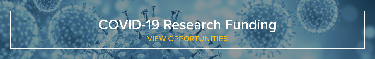 COVID-19 Research Funding Opportunities