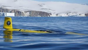 Researchers launch underwater robots to study how and when ice shelves collapse