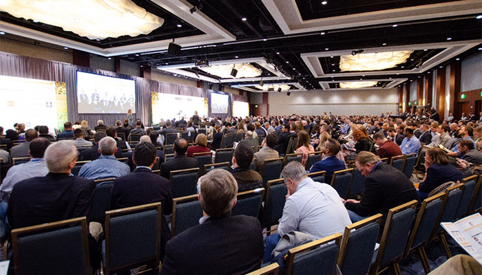 The World Agri-Tech Summit brings together over 1,300 industry leaders from around the world.